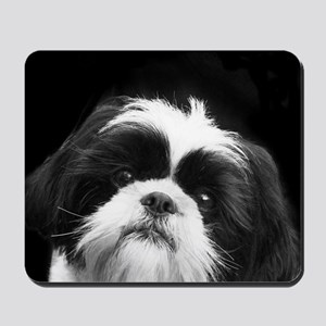 Shih Tzu Dog Mousepad