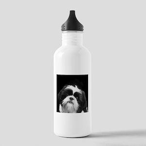 Shih Tzu Dog Stainless Water Bottle 1.0L