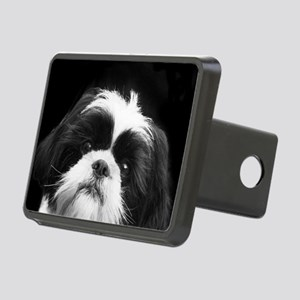Shih Tzu Dog Rectangular Hitch Cover