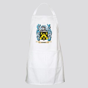 Curry Coat of Arms - Family Crest Light Apron