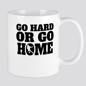 Go Hard Or Go Home Lacrosse Mugs