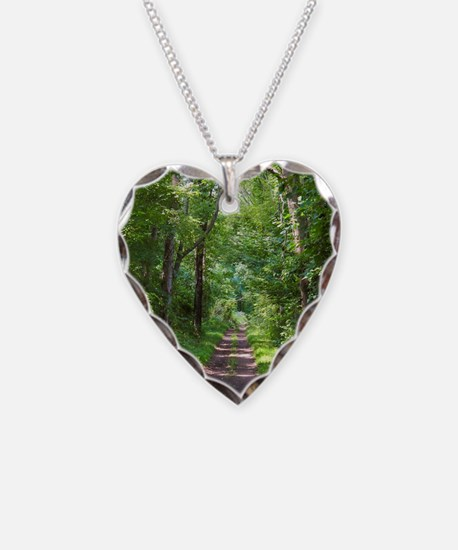 Forest Trail Necklace