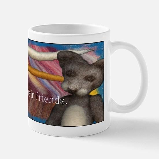 3-FeltersMug Mugs