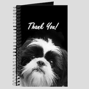 Thank You Shih Tzu Journal