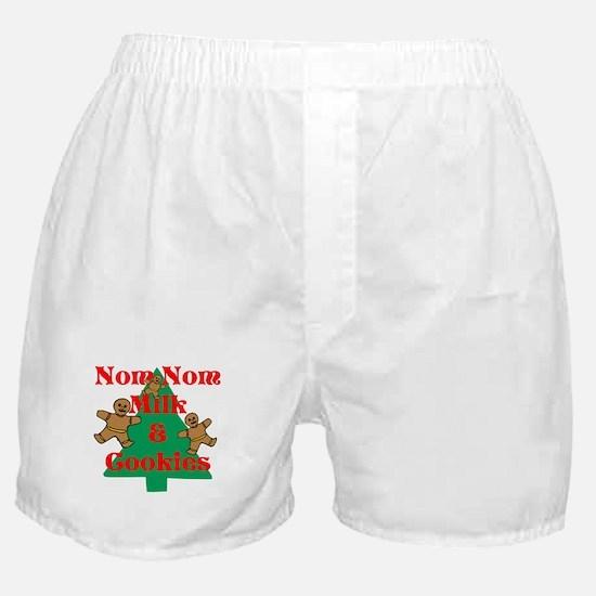 Nom Nom Milk Cookies Boxer Shorts
