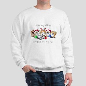 Christmas Pommies Sweatshirt