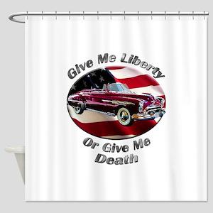 Oldsmobile Rocket 88 Shower Curtain