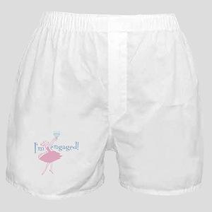 Retro Engaged Boxer Shorts