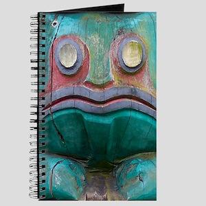 Totem Pole Frog Journal