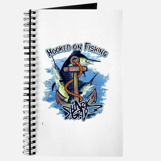 Cute Offshore fishing Journal