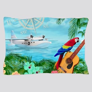 Tropical Travels Pillow Case