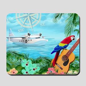 Tropical Travels Mousepad