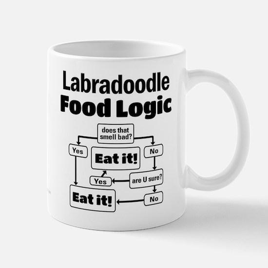 Labradoodle food Mug