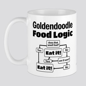 Goldendoodle Food Mug
