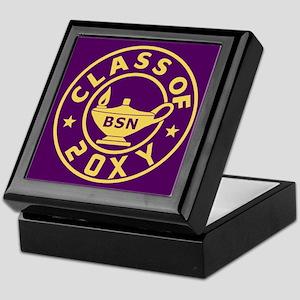 Class of 20?? BSN (Nursing) Keepsake Box