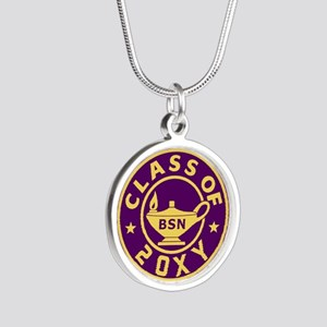 Class of 20?? BSN (Nursing) Necklaces