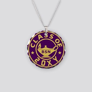 Class of 20?? BSN (Nursing) Necklace