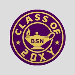 Class of 20?? BSN (Nursing) Button