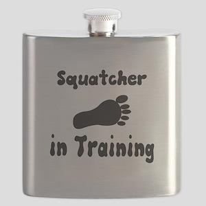 Squatcher in Training Flask