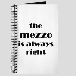 mezzo right Journal