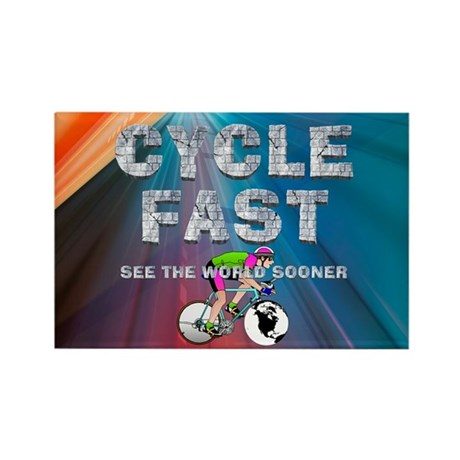 TOP Cycle Fast Rectangle Magnet
