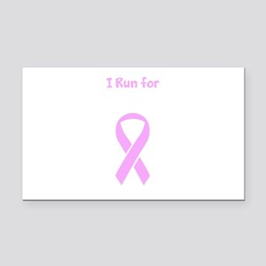 Pink Ribbon Breast Cancer Awareness for Gus Rectan