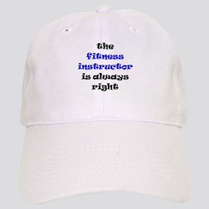 fitness instructor right Cap