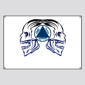 Alcoholics Anonymous 12 Steps Banners - CafePress
