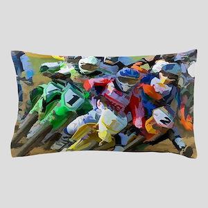 Motocross Pillow Case