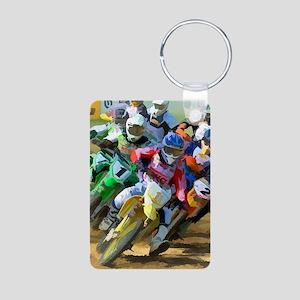 Motocross Keychains