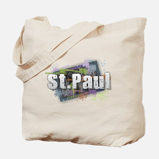 Unique Saint paul saints Tote Bag