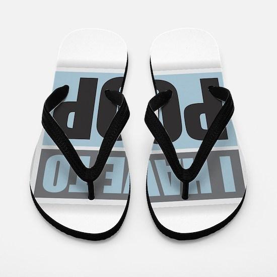 Cute Tater Flip Flops