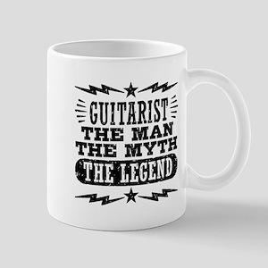 Guitarist The Man The Myth The Legend Mug