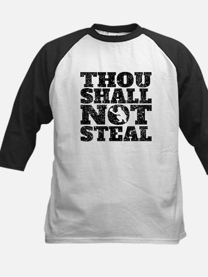 Thou Shall Not Steal Baseball Catcher Baseball Jer