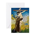 1 Blank Card Greeting Cards