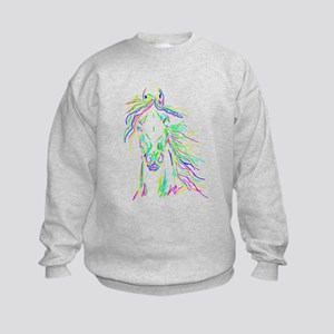 Different Color Sweatshirt