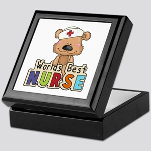 The World's Best Nurse Keepsake Box