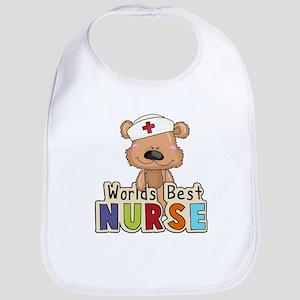 The World's Best Nurse Bib