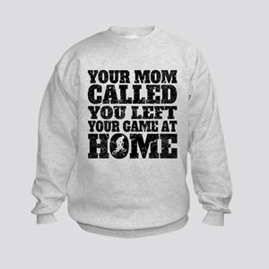 You Left Your Game At Home BMX Sweatshirt