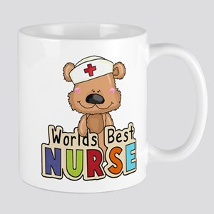 The World's Best Nurse Mugs