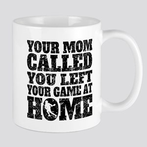 You Left Your Game At Home Lacrosse Mugs