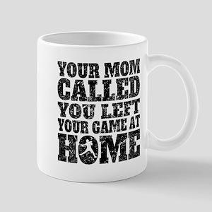 You Left Your Game At Home Baseball Mugs
