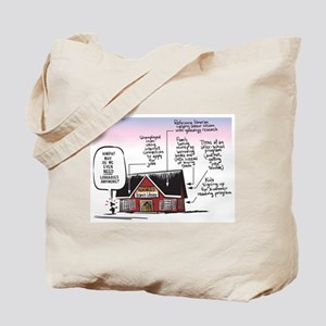 Why do even need libraries? Tote Bag