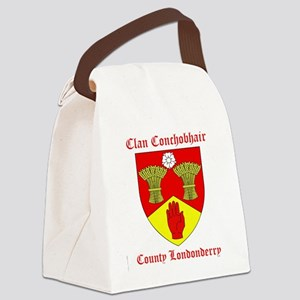 Clan Conchobhair - County Londonderry Canvas Lunch