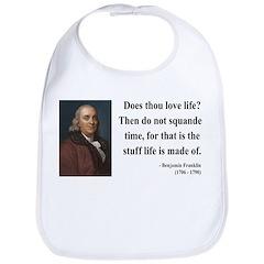 Benjamin Franklin 14 Bib