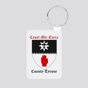 Cenel Mic Earca - County Tyrone Keychains