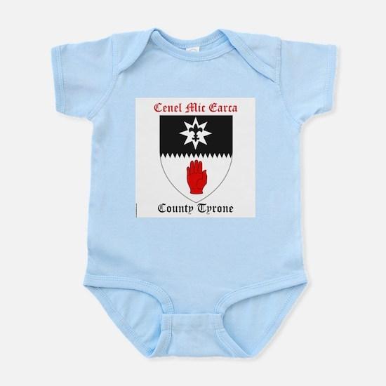 Cenel Mic Earca - County Tyrone Body Suit