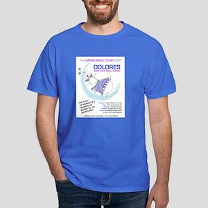 Virgin Wool Tour 2007 Dark T-Shirt