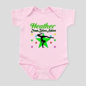 GYMNAST CHAMP Infant Bodysuit
