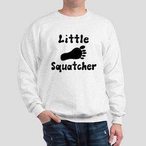 Little Squatch hunter Sweatshirt